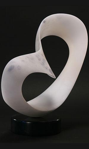 KALLIOPE - 'Muse of Poetry', Italian Alabaster