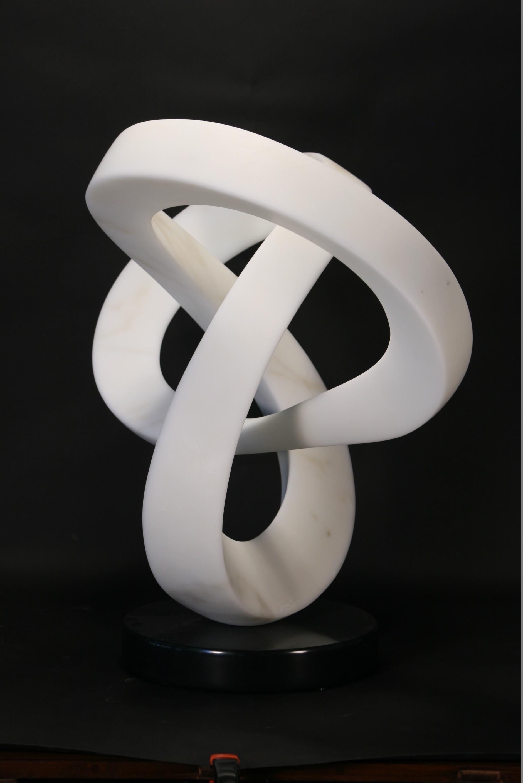 SPERANZA - 'Hope', Italian Statuario Marble