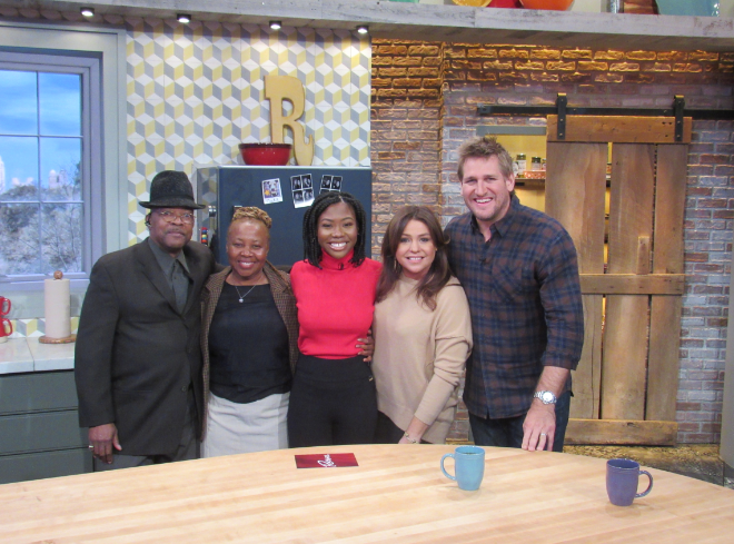 - Check out Sol Sips featured on the heartwarming Rachael Ray episode that stunned us all.