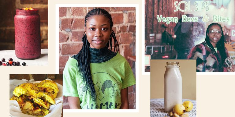 - A colorful coming of age piece on Sol Sips' owner Francesca C.