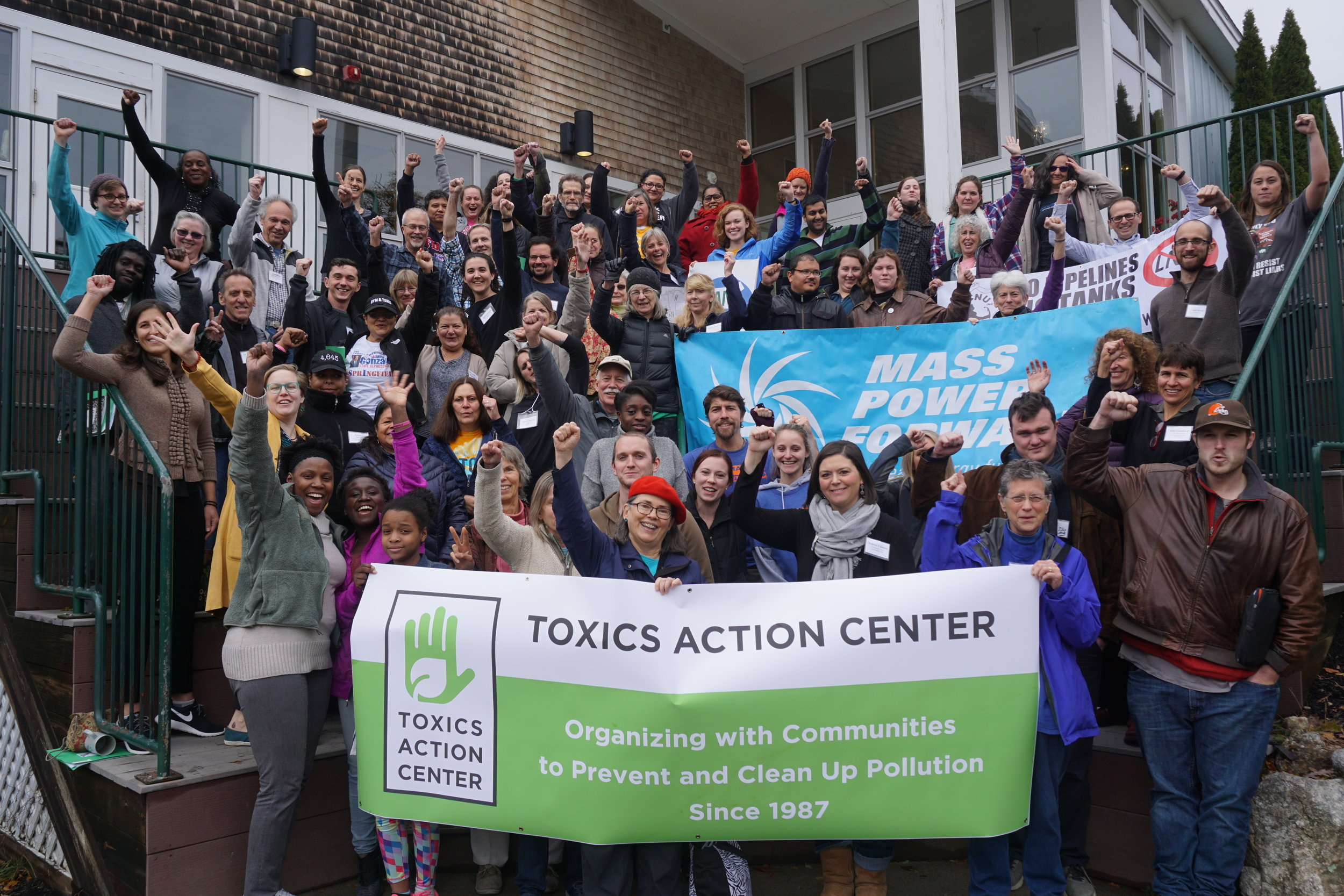(Photo credit: Toxics Action Center)
