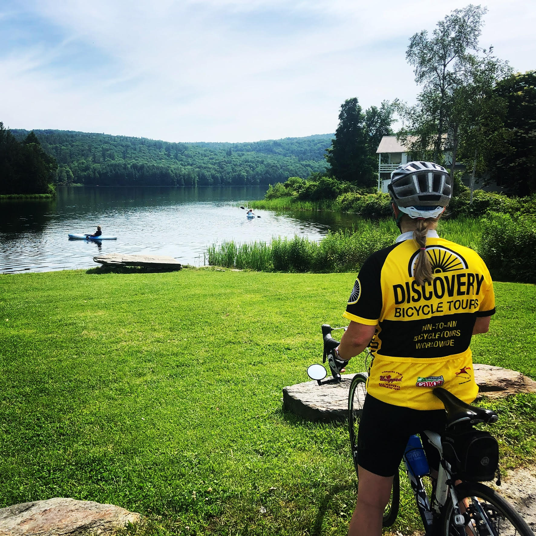 Photo Credit: Discovery Bicycle Tours