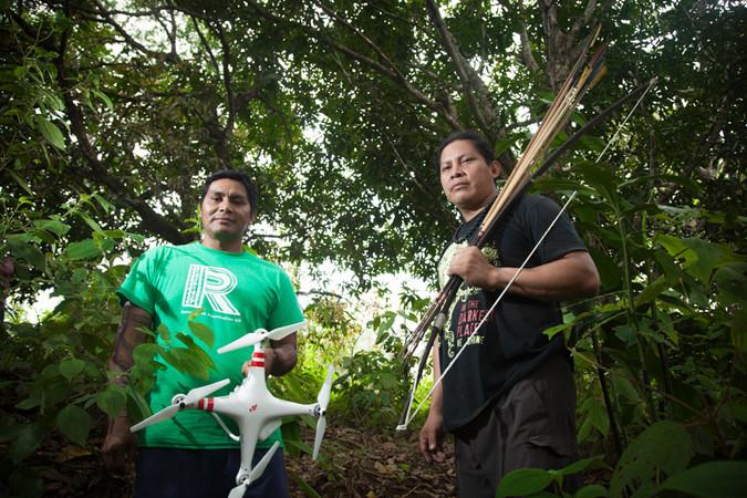 Photo Credit: Rainforest Foundation