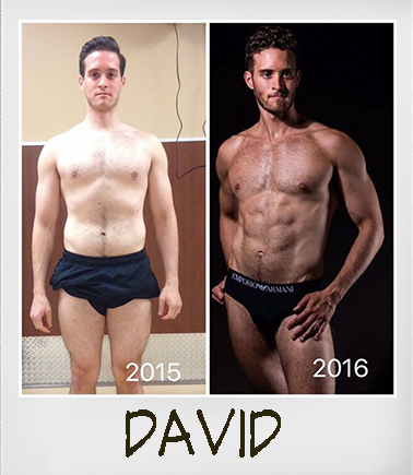 Meet David - I started training with Melissa over 5 years ago and still think it was one of the best decisions I've ever made. In 2013 we started 1-on-1 training coupled with nutrition and supplement planning and by 2016 I was planning my first ever photo shoot! She helped me build the body I've always wanted and more importantly boosted my self-confidence to the point where I wanted to stand in front of a camera and show off what I achieved. I continue to work with Melissa using her online app workouts and texting and emailing as needed to discuss my progress and next fitness goals. Melissa is still my go-to for all things nutrition and supplements. Melissa brought the inner athlete out in me and changed my entire outlook on life. Thanks to Melissa I now approach every morning with an energizing workout, and have never felt better about myself. We're currently working towards photo shoot 2019.