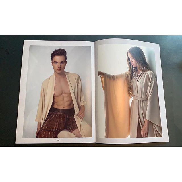 Printed and published. You can grab a copy of @miromagazinefw @ffcsbrux and your local news agents. A magazine promoting emerging creative talent. The first print edition features @idreamofshapes in an editorial by @mijeanrochus, modelled by the beatuiful @mandy_vdb make up by the talented @ #independentdesigner #handmade #independentfashion #fashion #berlinfashion #scottishdesigner #cream #ffc #conceptstore #kimono #slowfashion #sustainabledesign #sustainablefashion