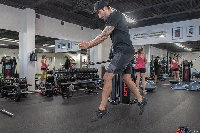 Keiser machines are one of the most used pieces of equipment here at Spracklin Performance. Anti-rotations, anti-extensions, rotations and so much more can be done weather you're a pro athlete or a fitness enthusiast.