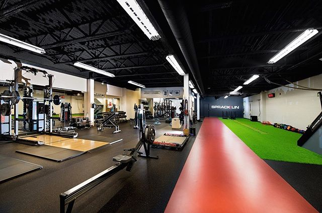 Come check out our two floor state of the art performance center. This is just our downstairs space.