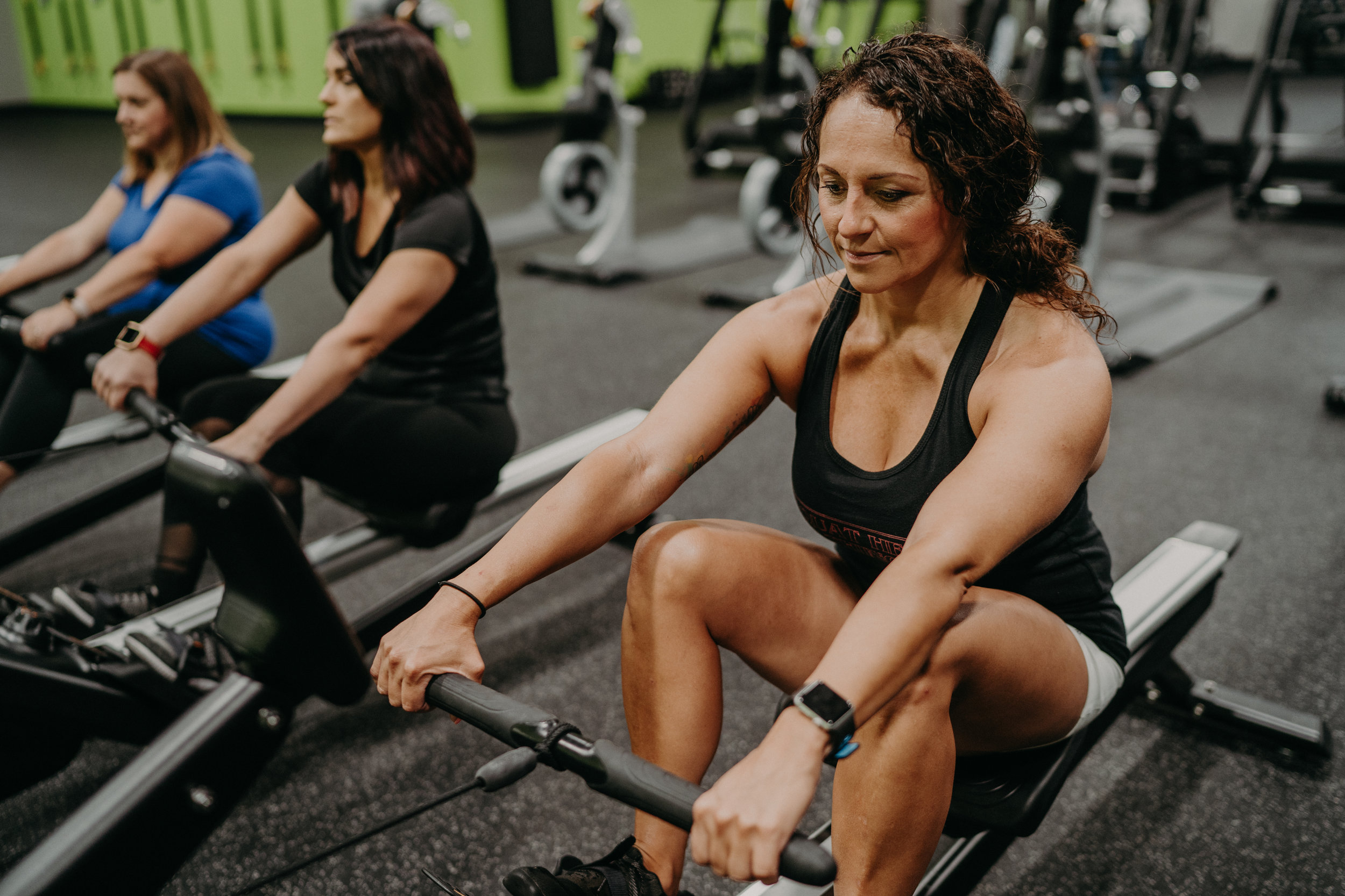 ⭑  You Belong in FIIT Nation   FIIT Nation™ is where members transform fastest. Our trainers are here to help you meet your goals.   Join FIIT Nation™