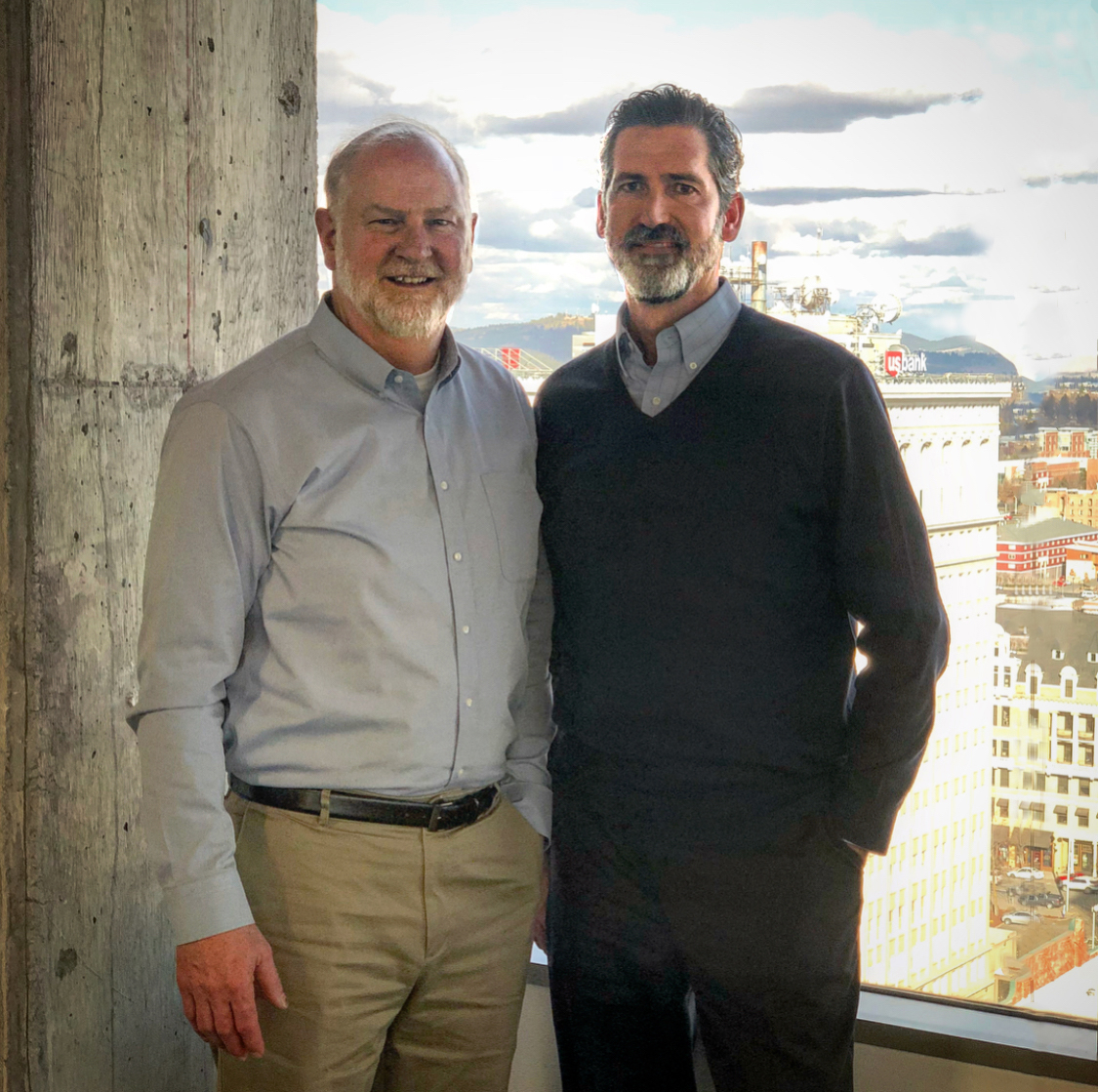 2018:  Dave Gardner to lead Federal Initiative and new CEO, Dave Ruff.