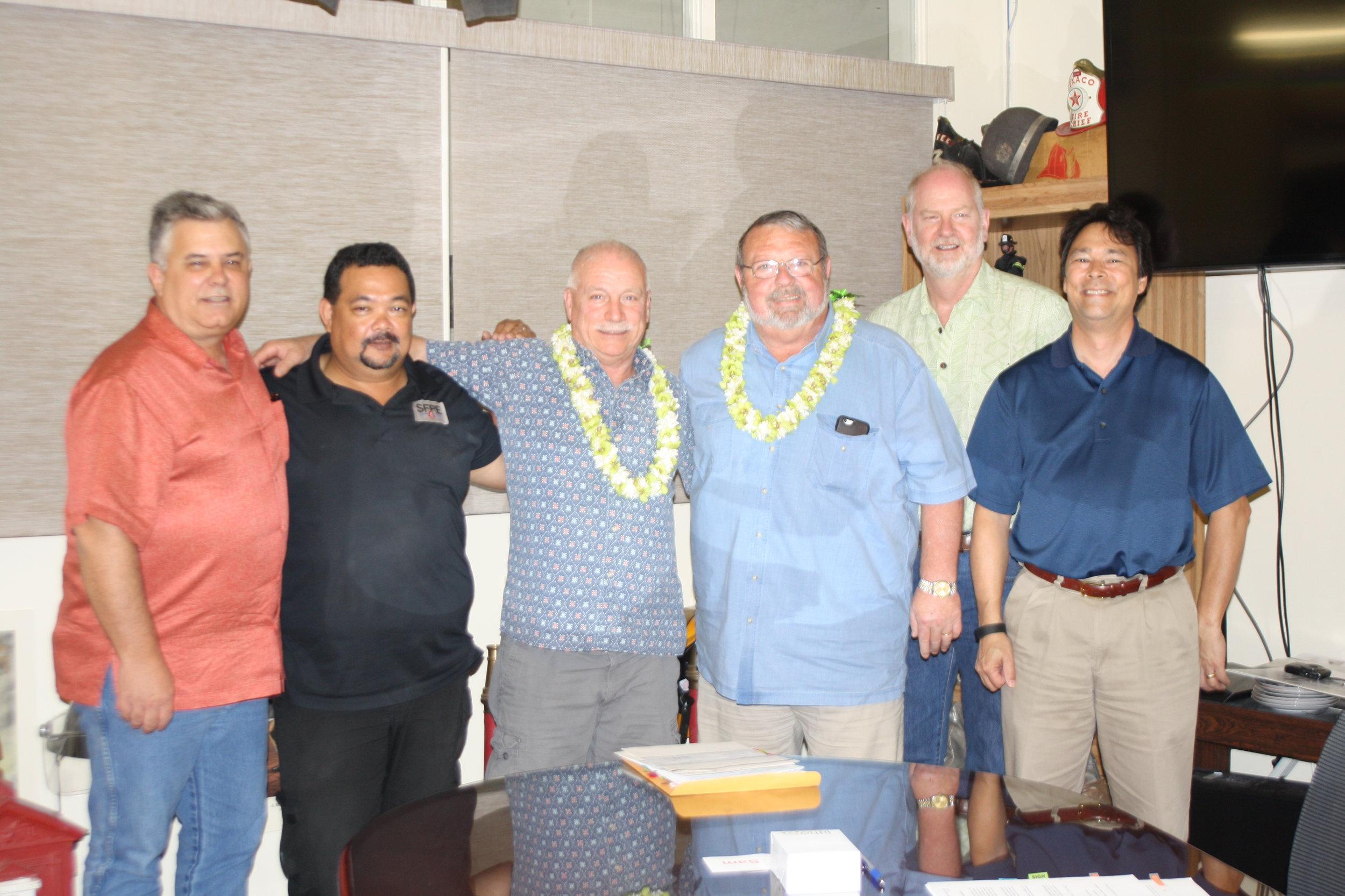 2016:  S.S. Dannaway Associates joins Coffman in Honolulu.