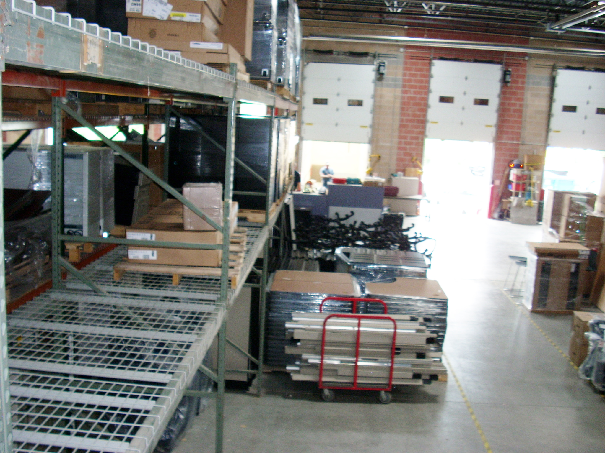 OSI Hag. Building, Trucks & Warehouse 030.JPG