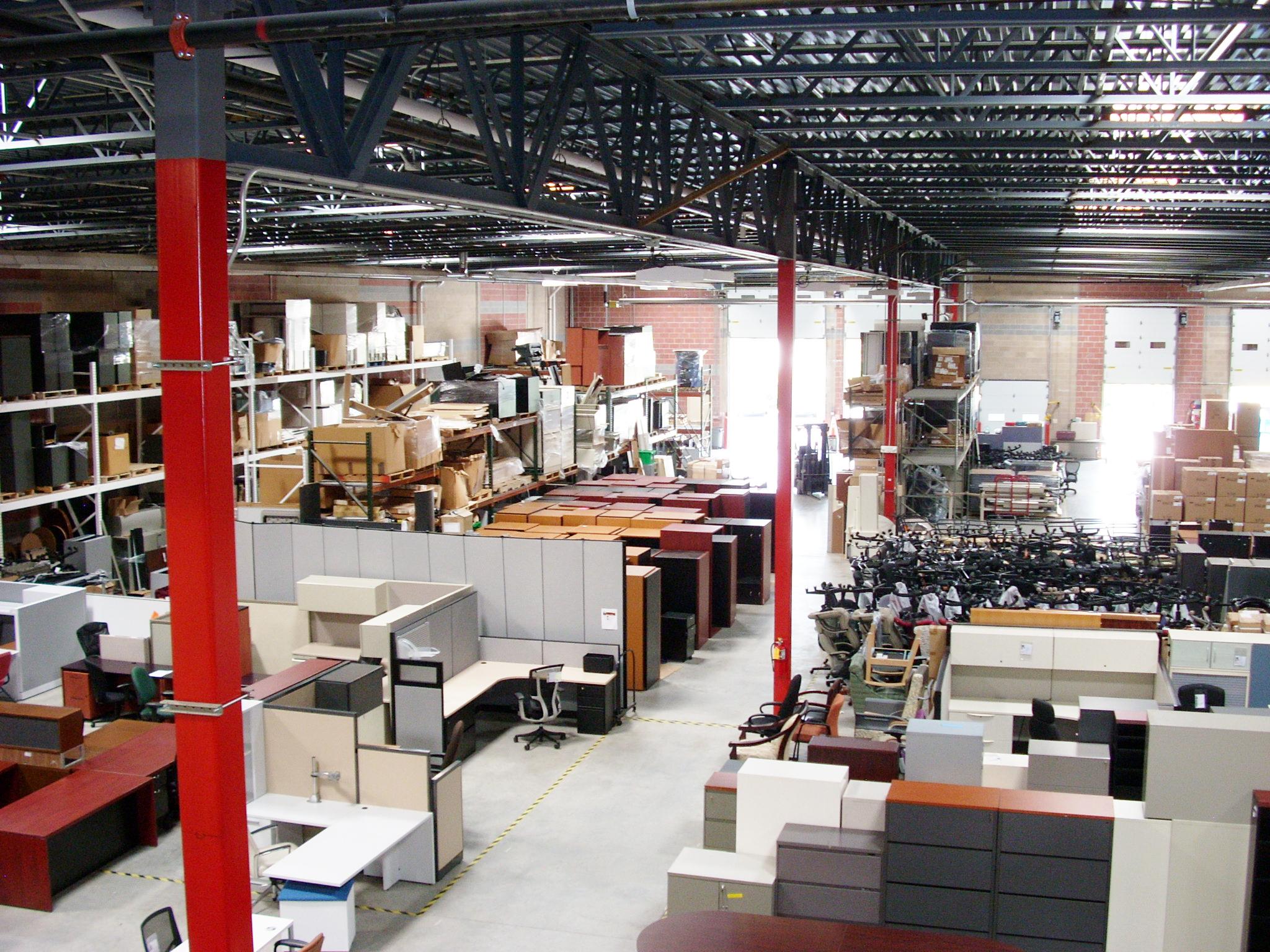 OSI Hag. Building, Trucks & Warehouse 034.JPG