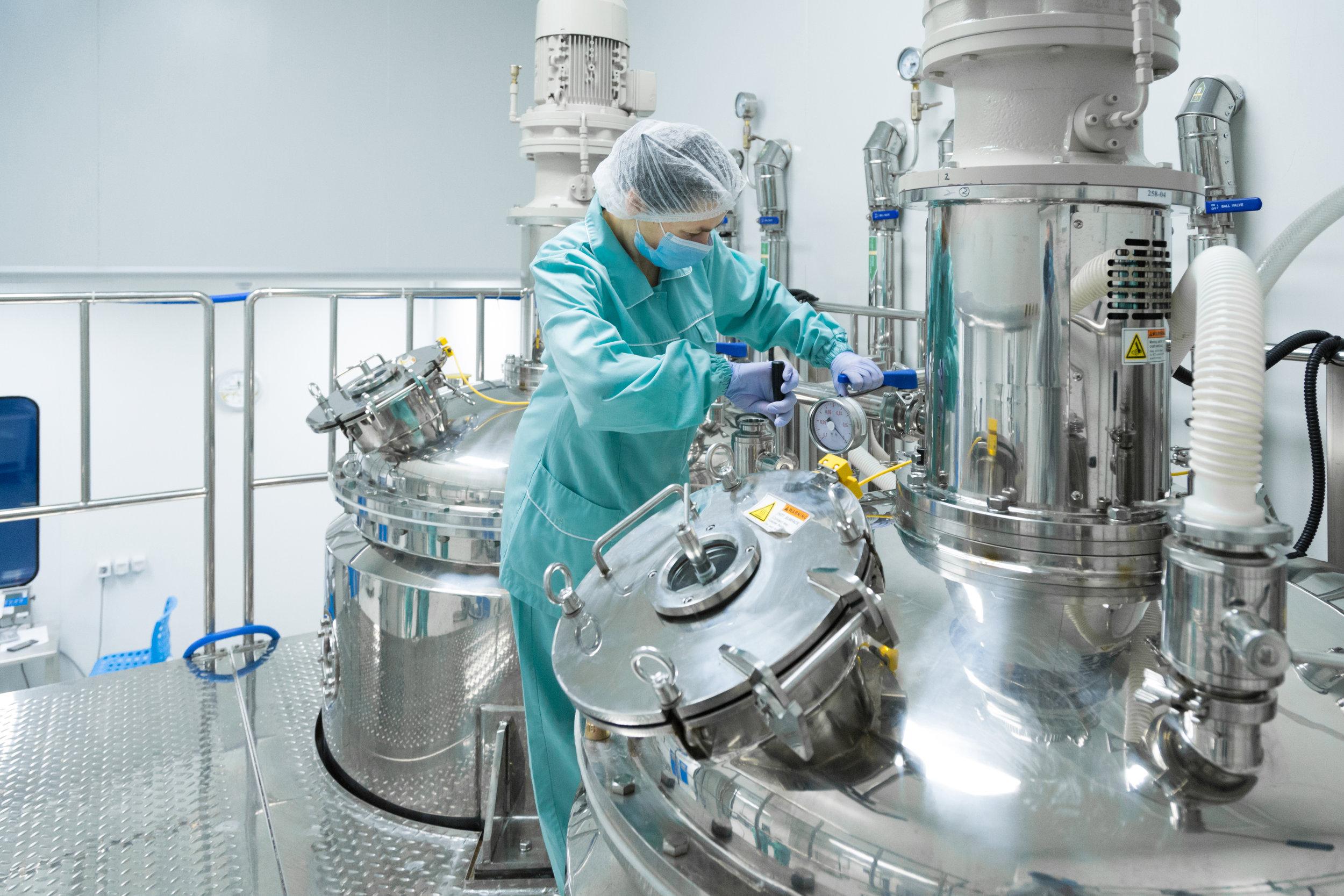 Custom Manufacturing -