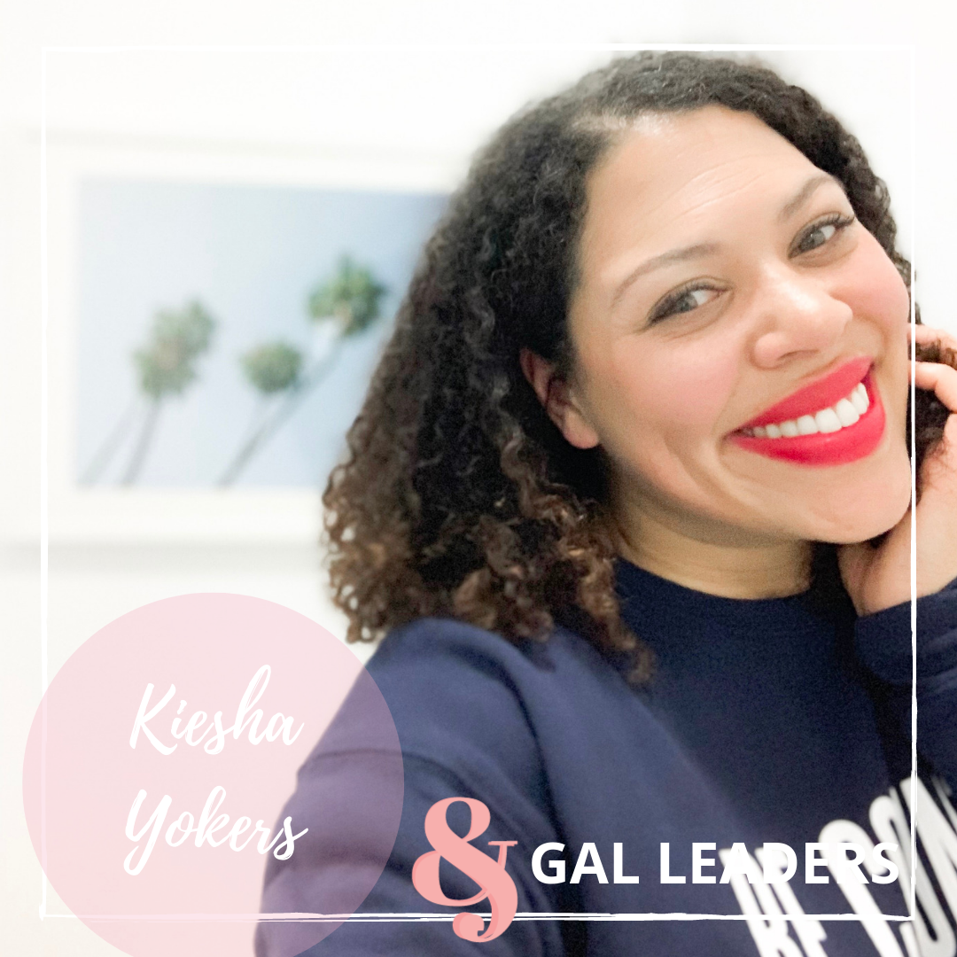 READ MORE ABOUT  KIESHA  (AND ALL OUR AMAZING CONTRIBUTORS) BY HEADING TO  THE & GALS  SECTION