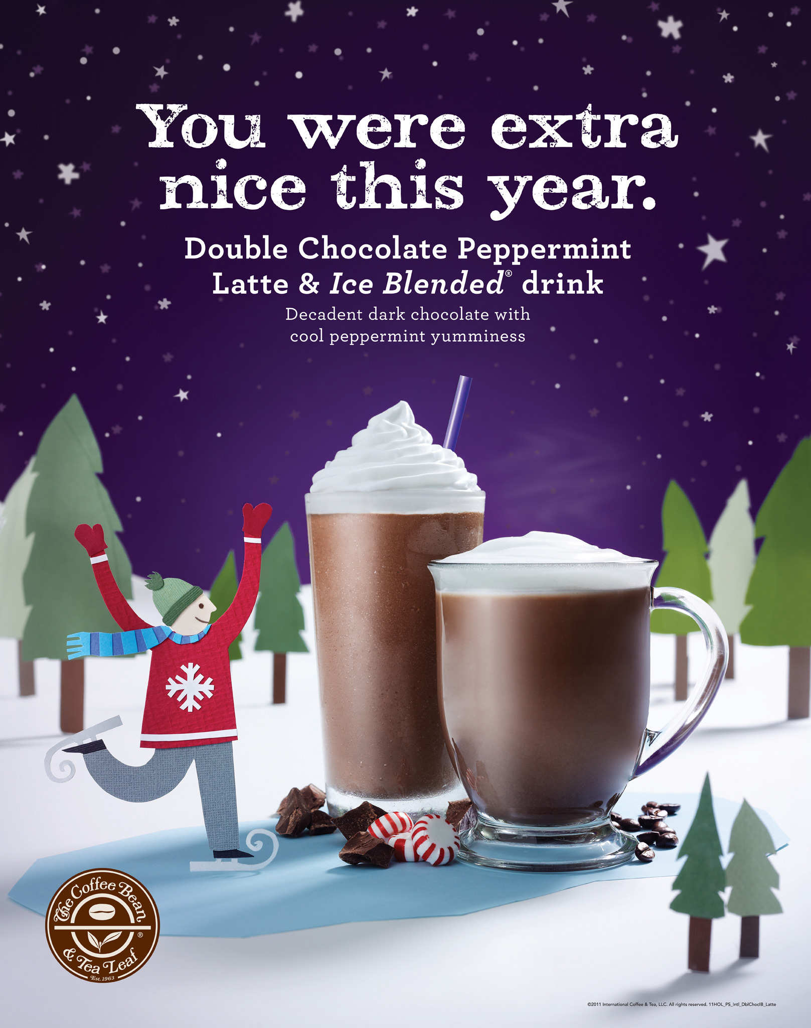 coffee bean and tea leaf holiday double chocolate peppermint in layout.jpg
