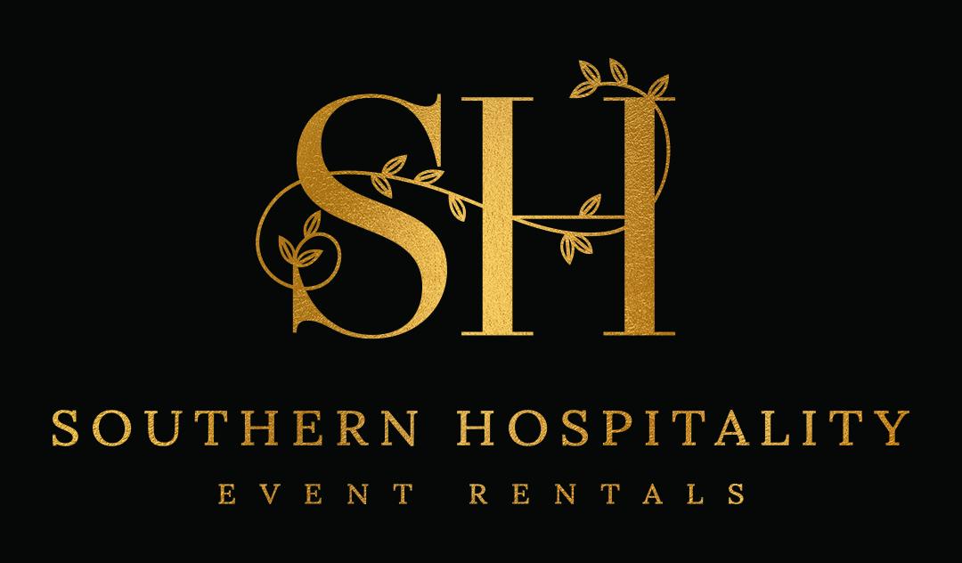 Southern Hospitality Event Rental Logo