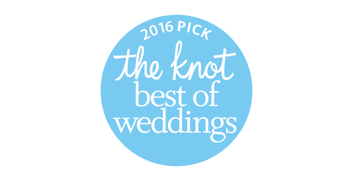 The Knot best of weddings 2016 | Southern Hospitality