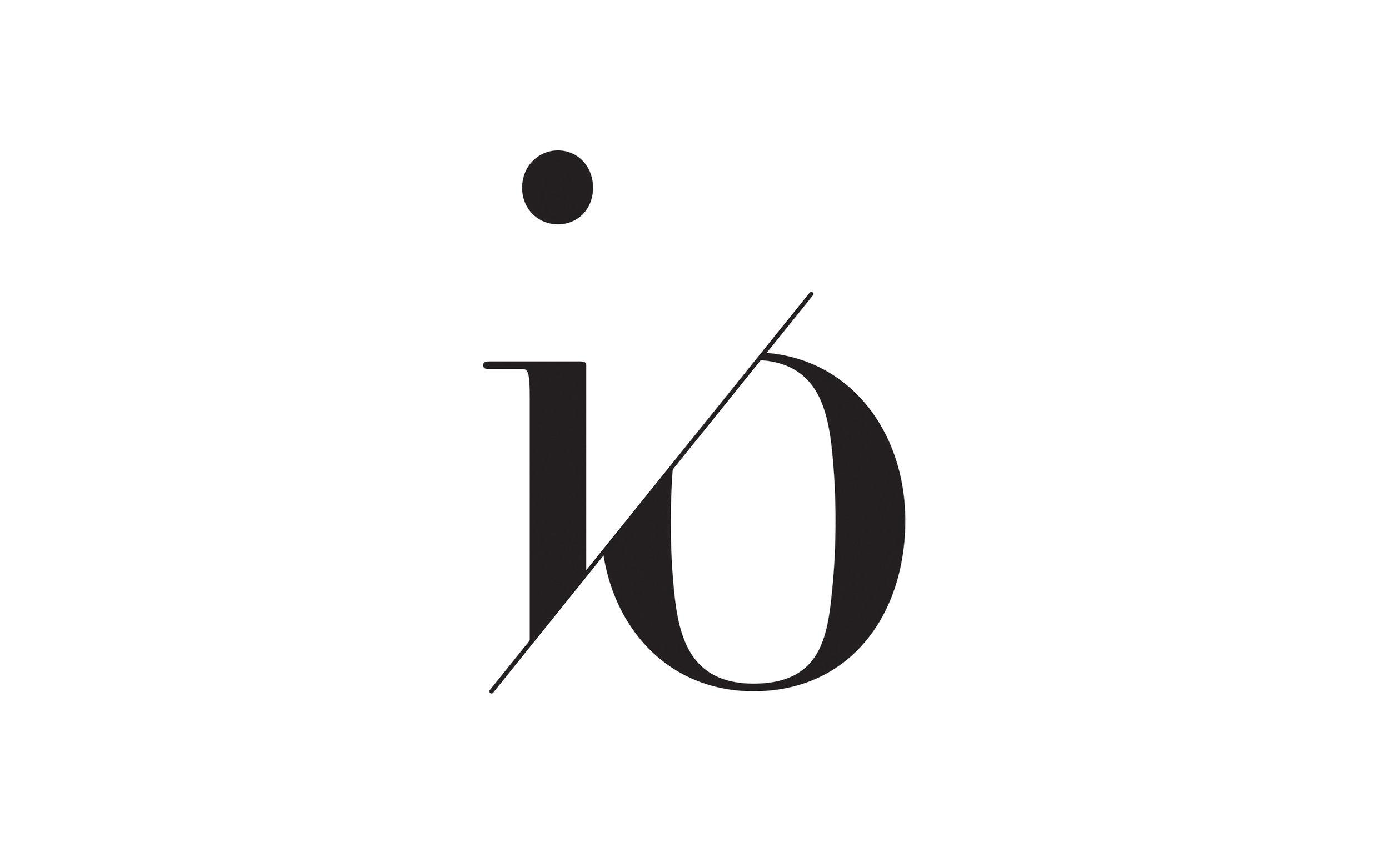 I/O — Logo