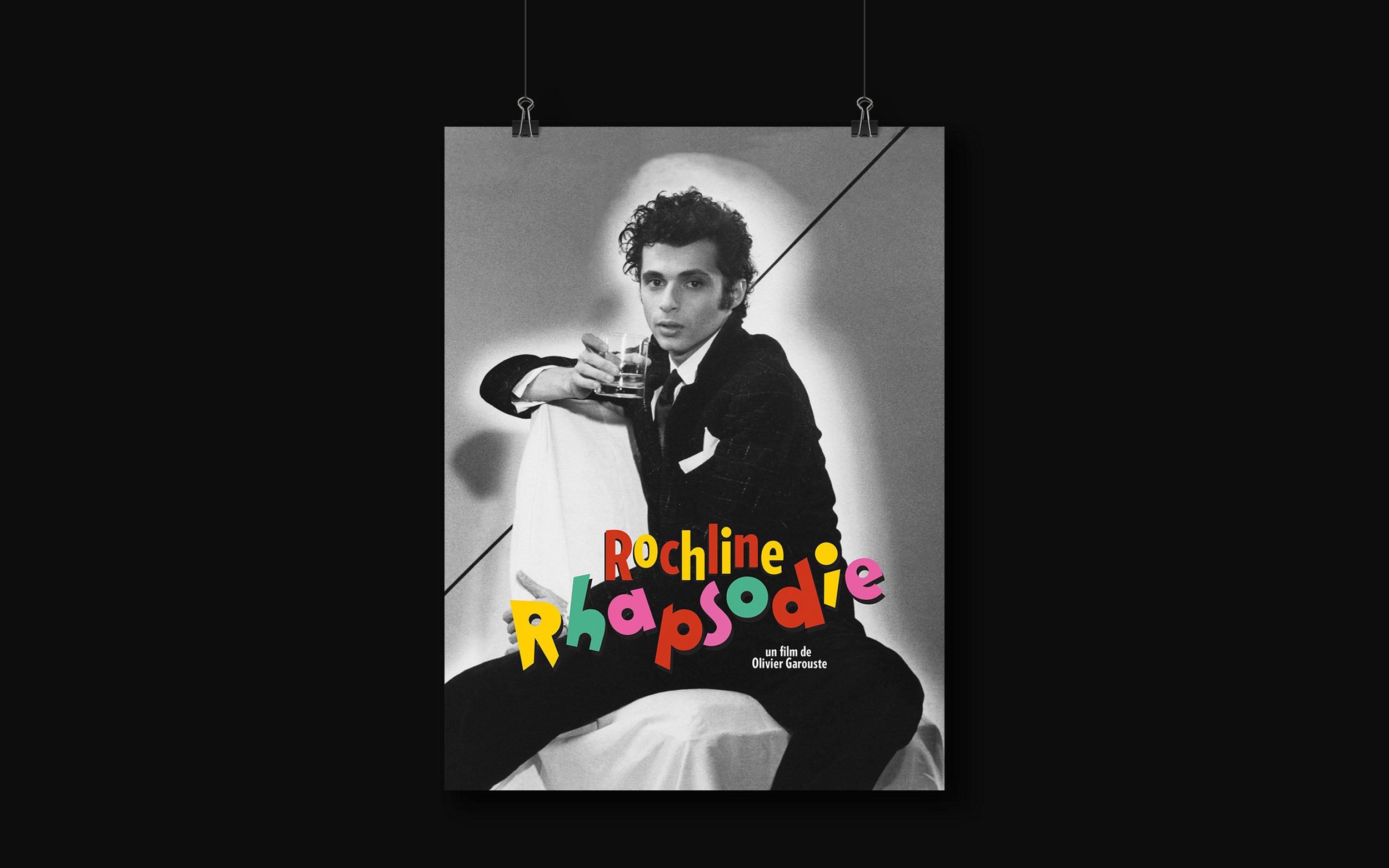 Rochline Rhapsodie — Affiche