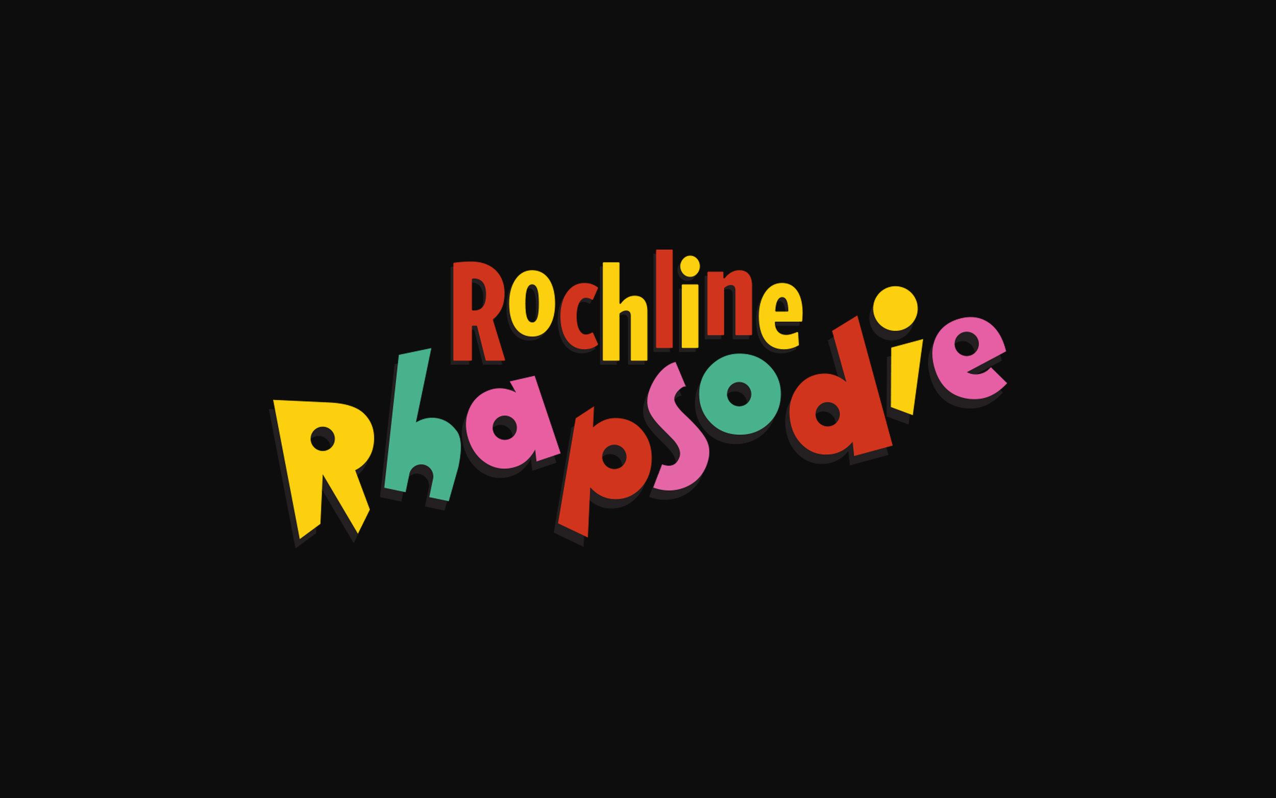 Rochline Rhapsodie — Typographie