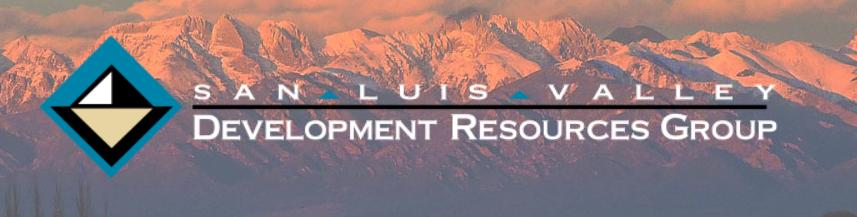 san luis valley development resources group -