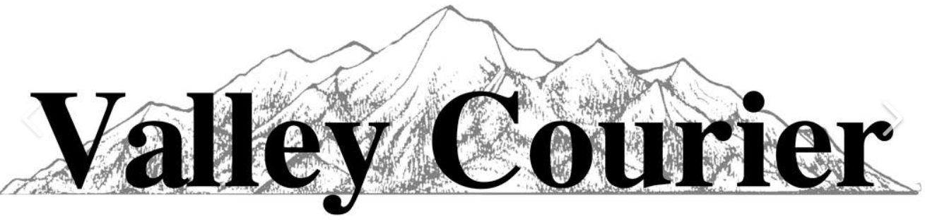 the valley courier -