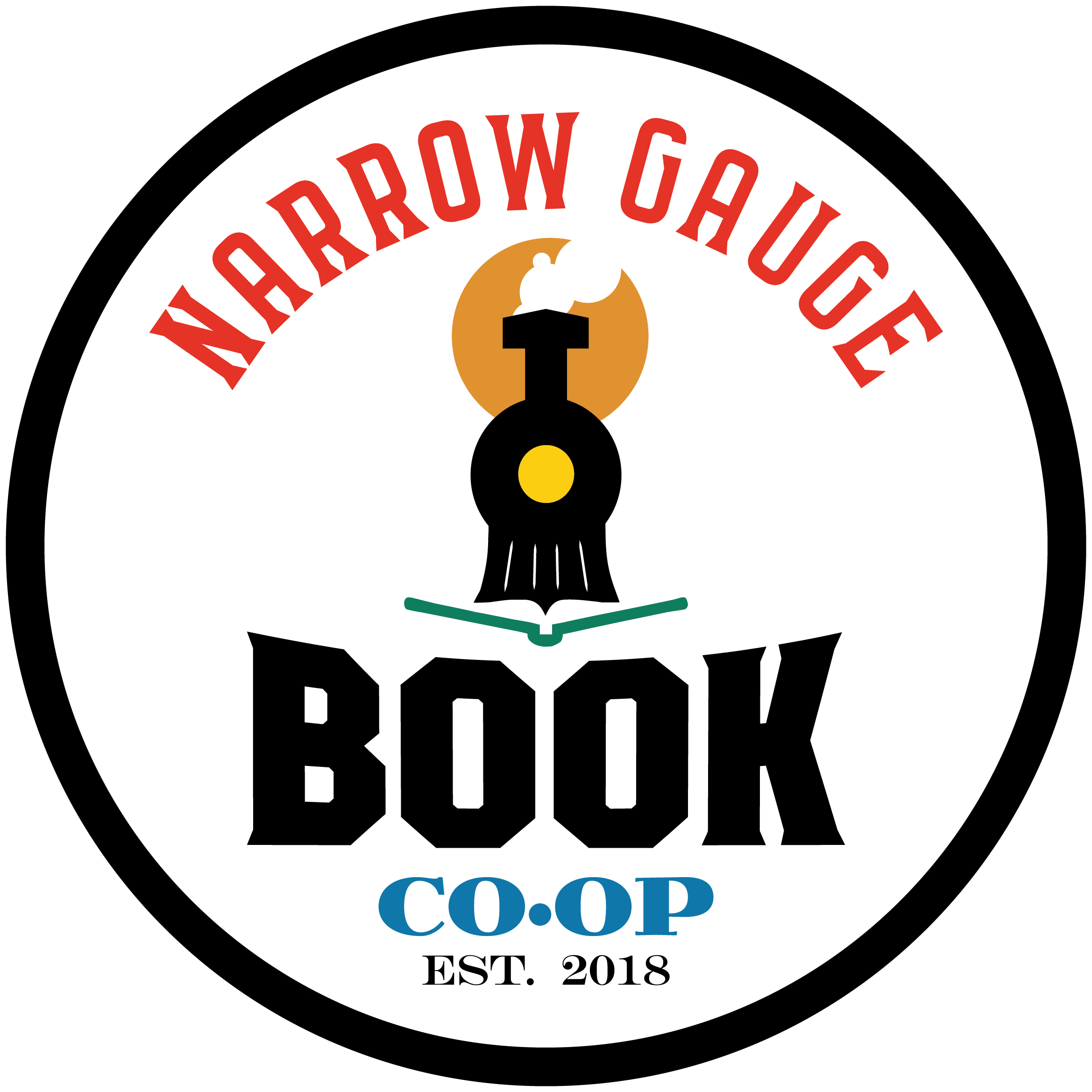 Narrow Gauge Book Co-op