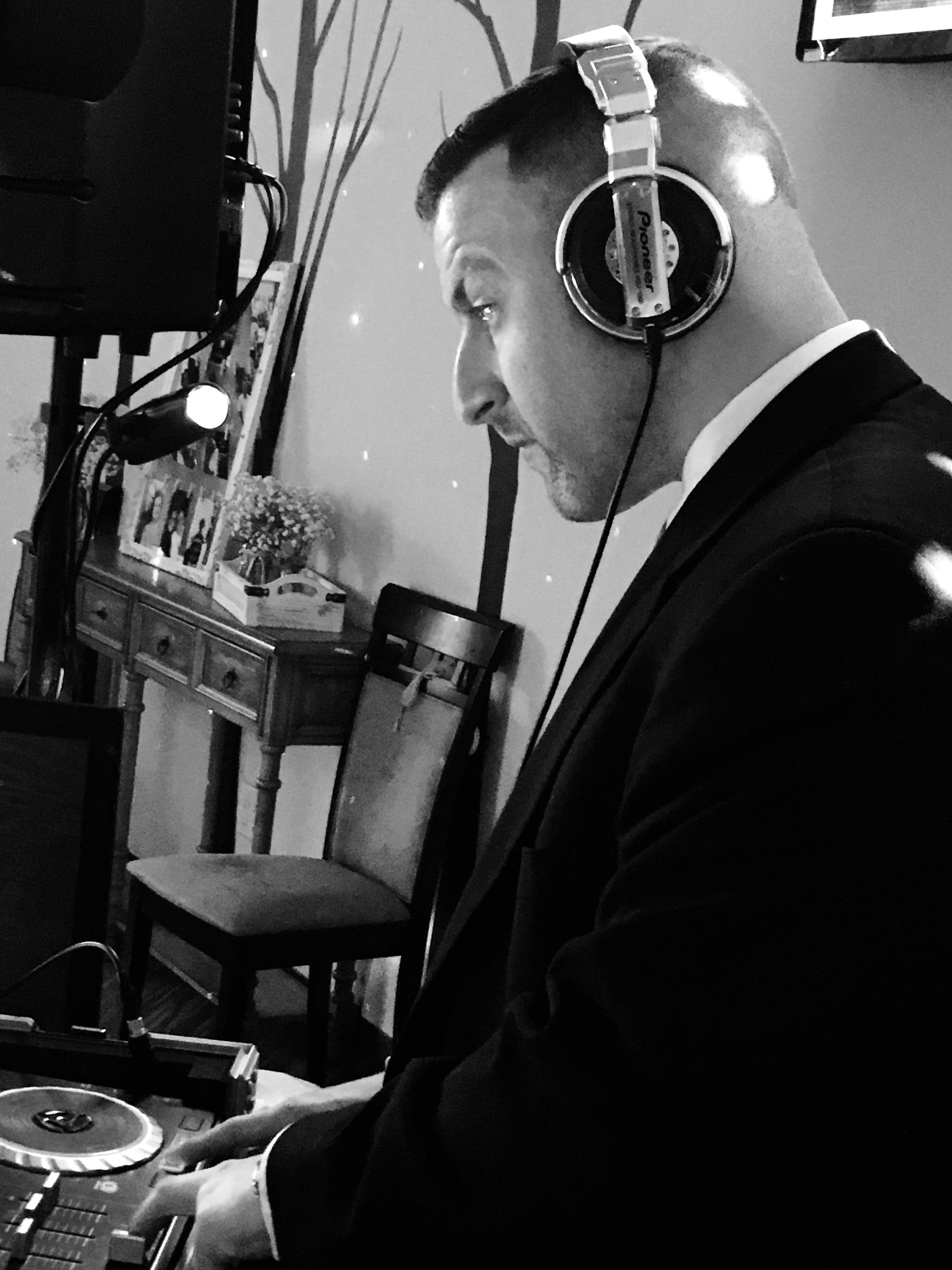 Experience You Can Count On - Jon started his professional DJ career in 2000 working for one of the top rated DJ companies in Kansas City. While there he learned that a mobile DJ is not just about playing good music, but being the master of ceremonies. A DJ is the orchestrator of a great event, the entertainer, the one that keeps the timeline, the announcer, and the master of a good time.