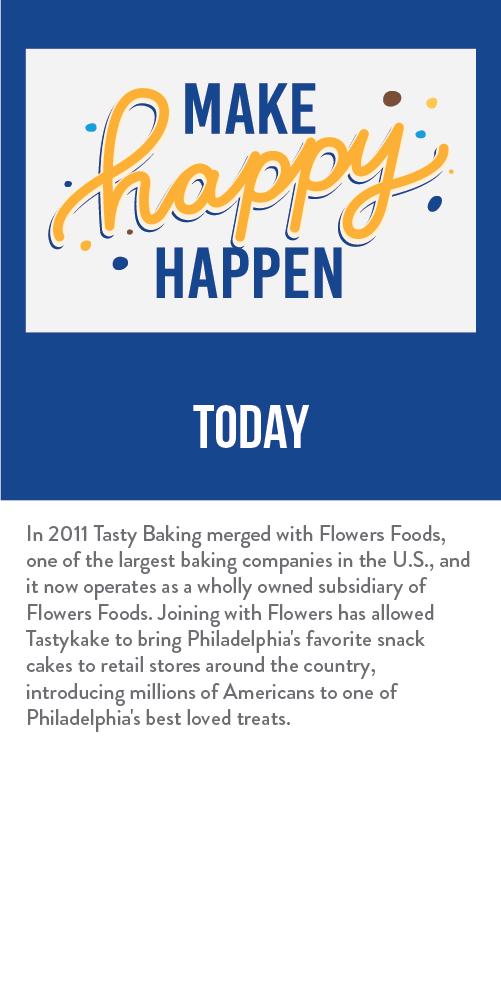 About Us — Tastykake