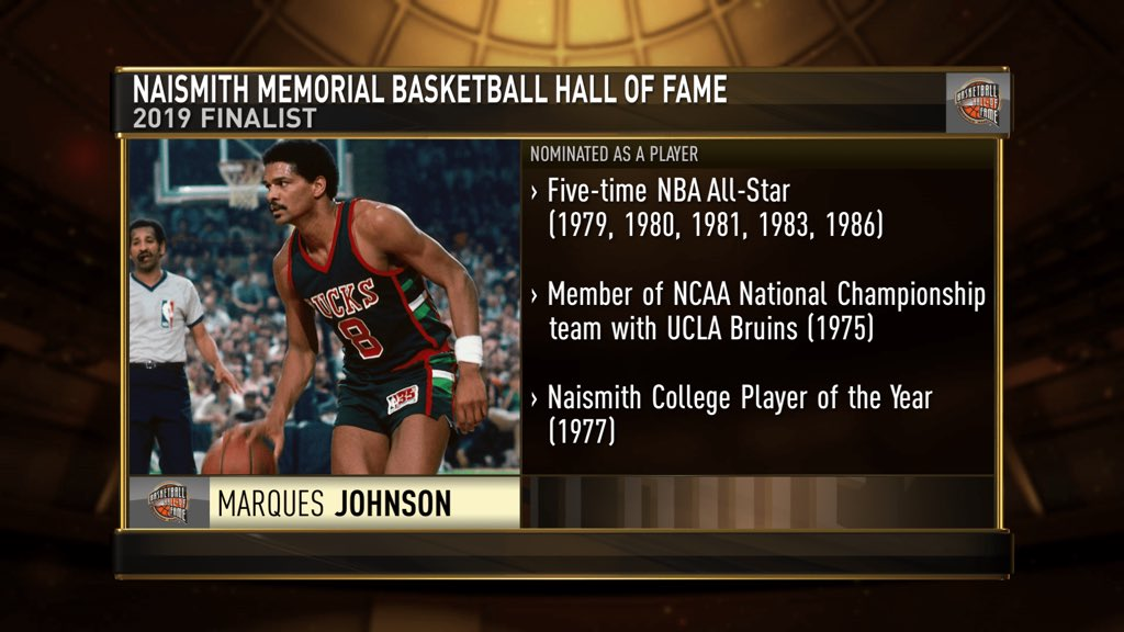 Naismith Hall of Fame Nomination