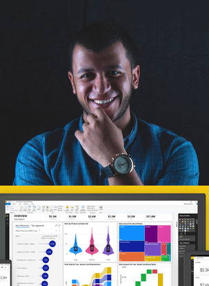 Leveraging Your Power BI Dashboard - Put your Microsoft Power BI investment to work. Grow your business by reviewing your data in Meetings and by using it to create Metrics and Goals that your team can rally around.Modern management is inspired by strategy and driven by data. PowerBI provides the data, and ResultsBI provides the management platform that uses it.ResultsBI's CEO and serial entrepreneur, Marc Daniels, presents.