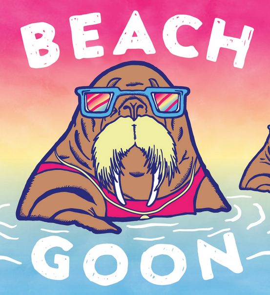 King of the Beach - Easy to spot from afar with their summertime antics, a Beach Goon is a staple at every lakeside hangout. A tasty way to reclaim the summer, this Kveik Pale Ale is as light and juicy as a Beach Goon is big and brash.Made with the ancient Norwegian yeast cultures known as