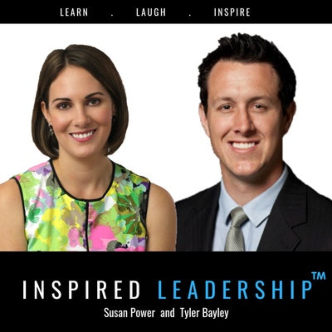 Inspired Leadership Podcast    This podcast celebrates real-life examples of inspired leadership to create more of it in our workplaces.   Listen Now