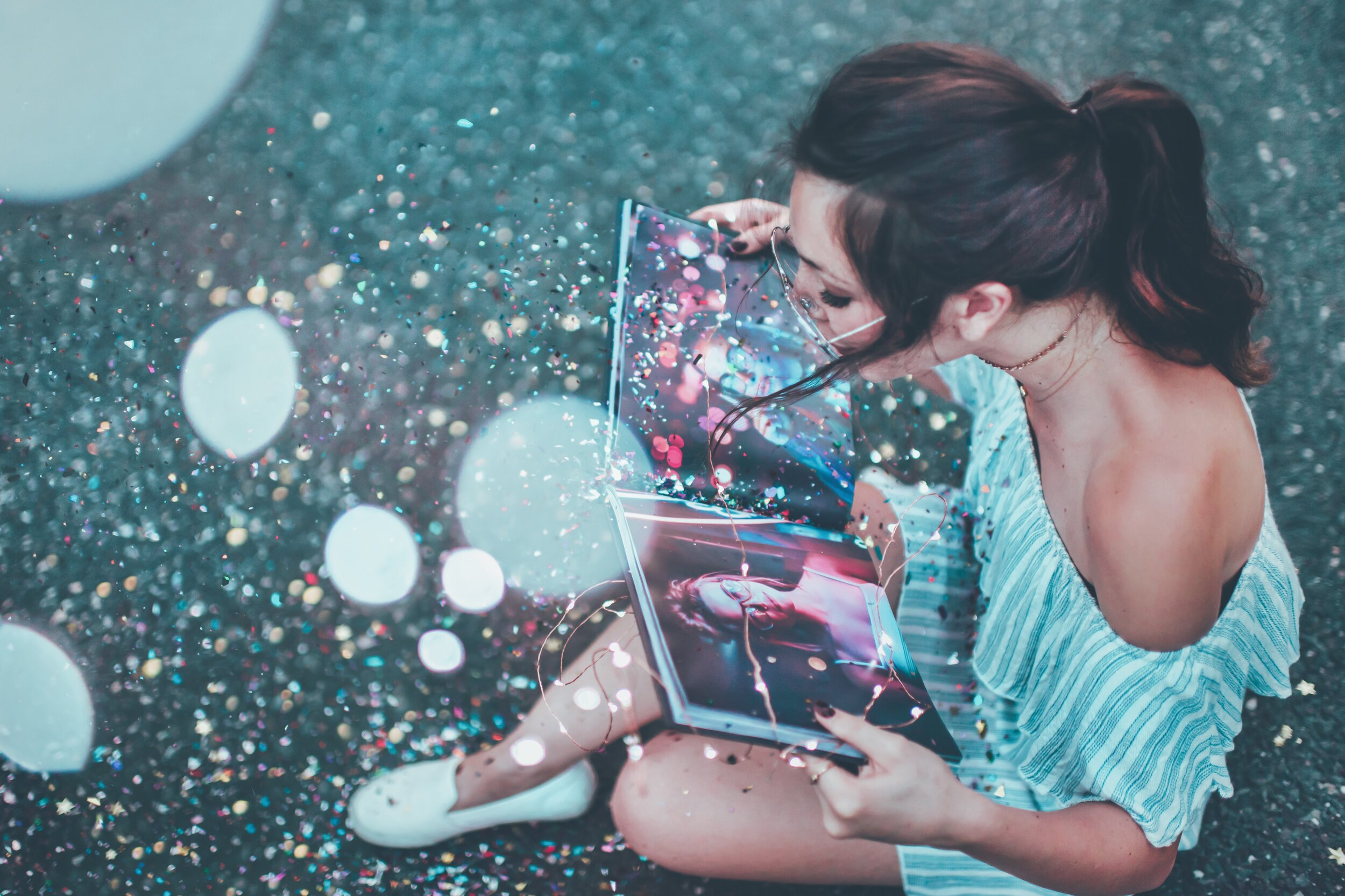 Restoring the Sparkle to Your Life and Relationships - Do you ever wonder why you have certain emotions and reactions that don't make sense and you can't talk yourself out of, no matter how hard you try?