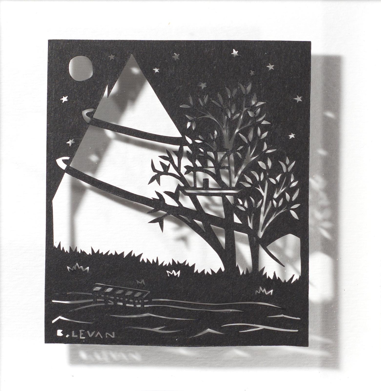 Where the Tree Meets the Sky