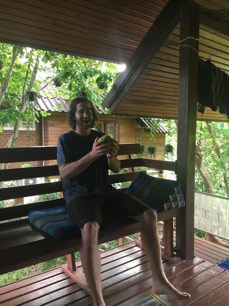Coconut Cheers!