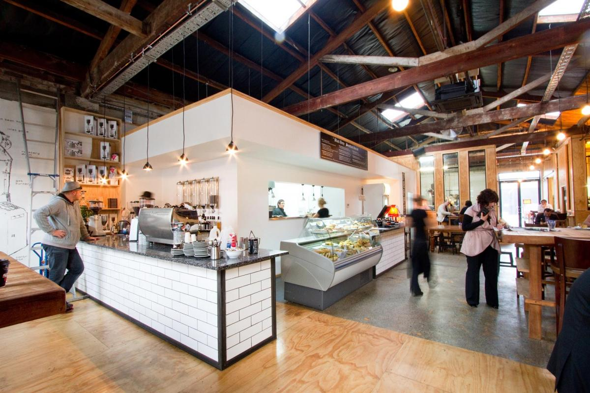 Black Betty Cafe, voted Christchurch's best in 2014