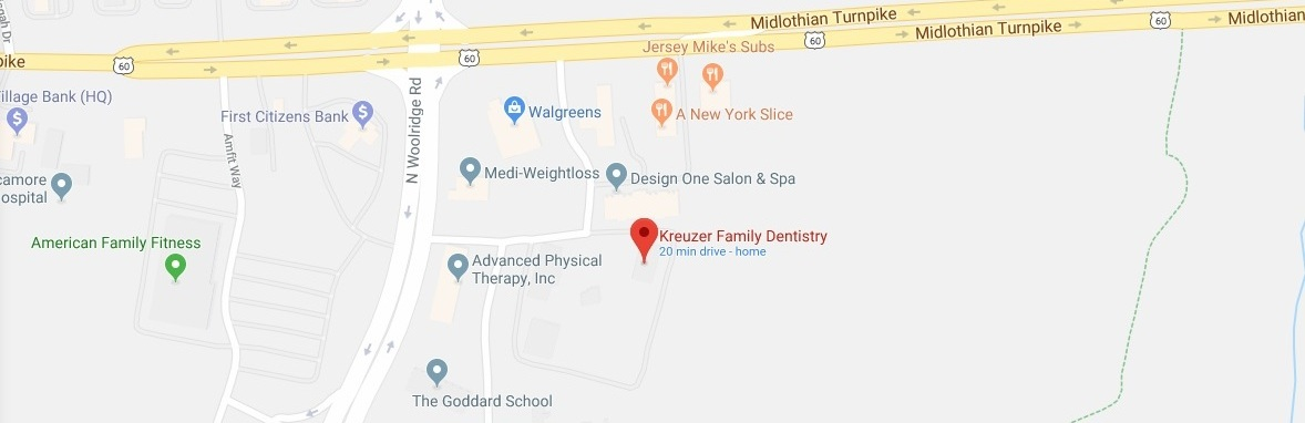 OFFICE TOUR — Kreuzer Family Dentistry
