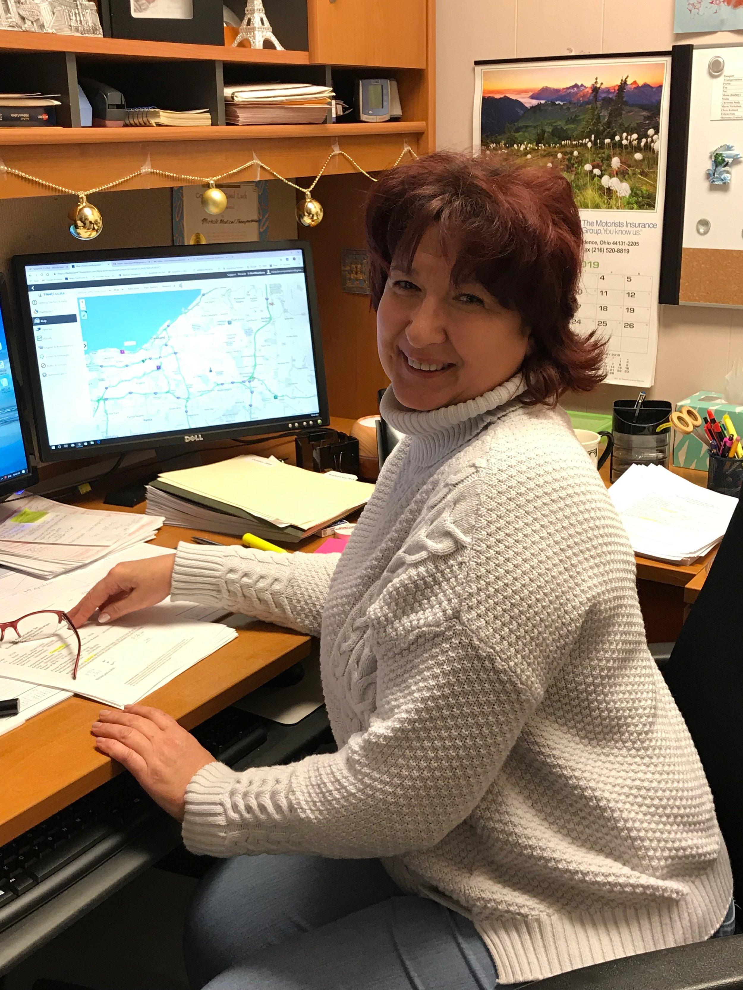Tatiana-Billing Specialist