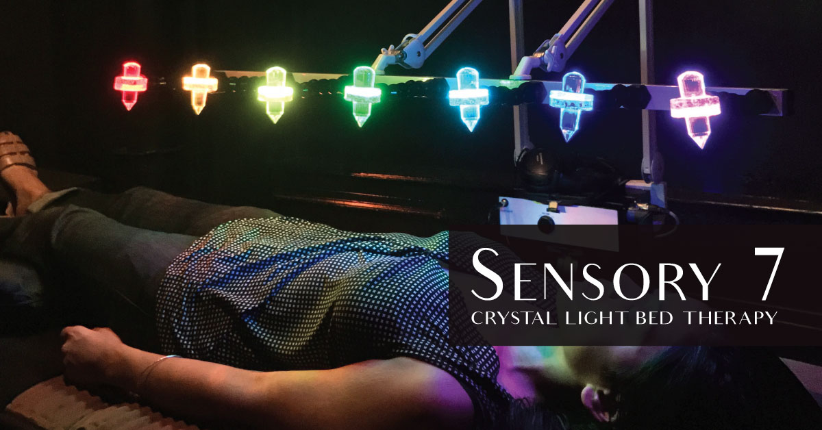 Sensory 7 Crystal Bed