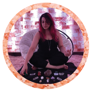 Fridays 6-7pmSaturdays 11-12pmChakra crystal reiki with Alexis Alvarez -