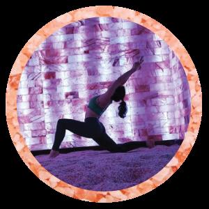 Sundays Noon -1pmrestorative salt yoga with SAbrih Short -