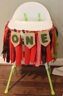 Moss & burlap ONE banner:    MoonflowerNatureArt