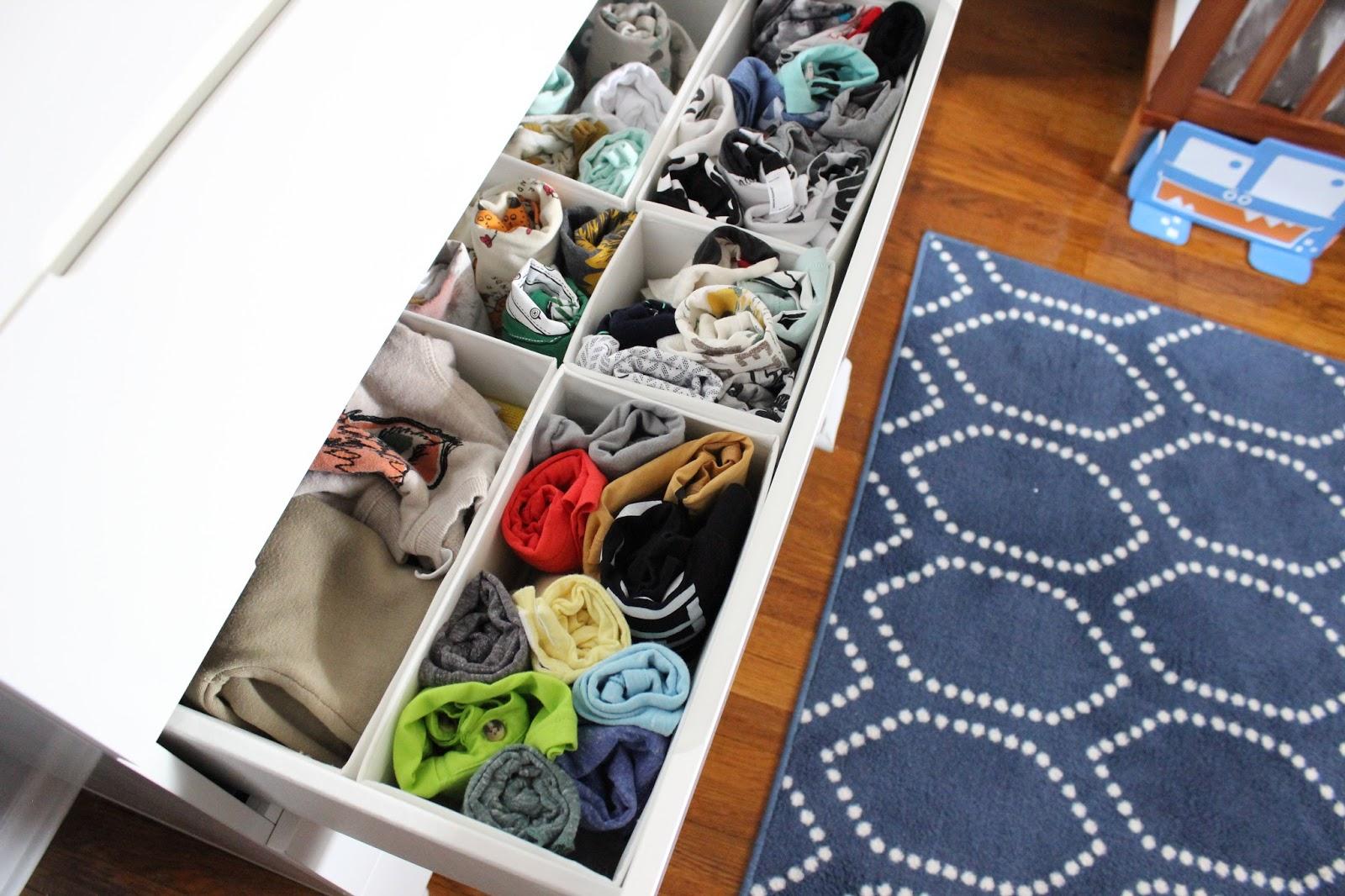 Drawer dividers:   Ikea Skubb