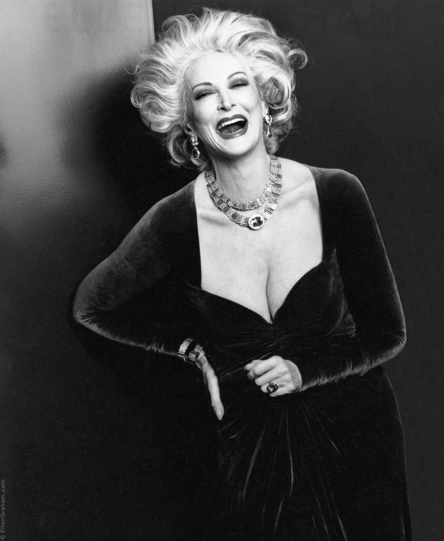 Carmen Dell' Orefice, New York, NY, 1997
