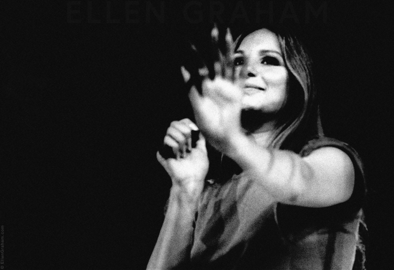 Barbara Streisand, Gershwin Theater, Rehearsal, Los Angelas, CA, 1971