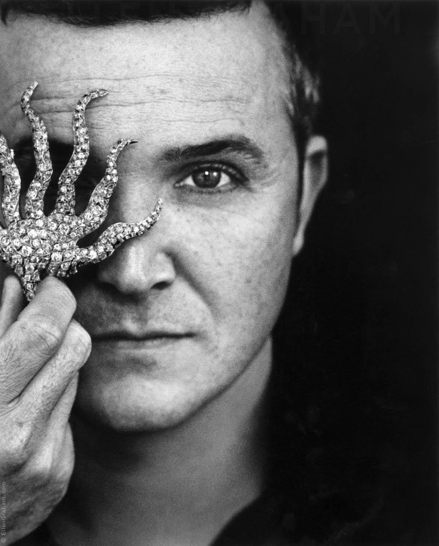 James Taffin de Givenchy, Jeweler, New York, NY, 2001