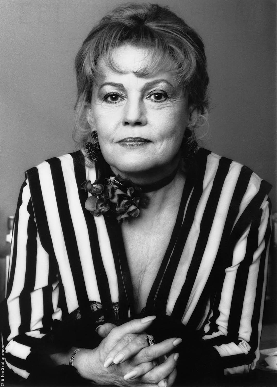 Jeanne Moreau, New York, NY, 1984