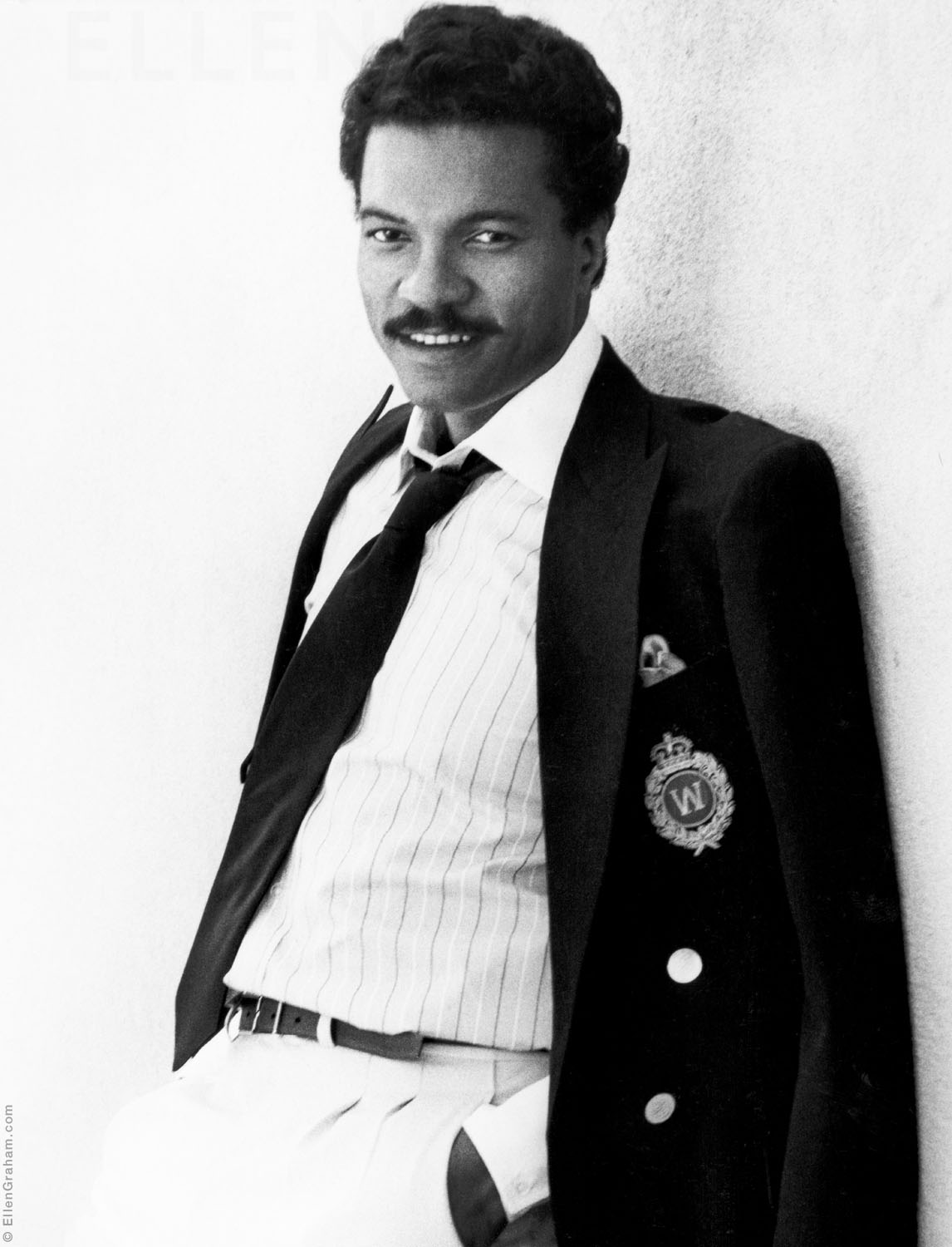 Billy Dee Williams, Beverly Hills, CA, 1983