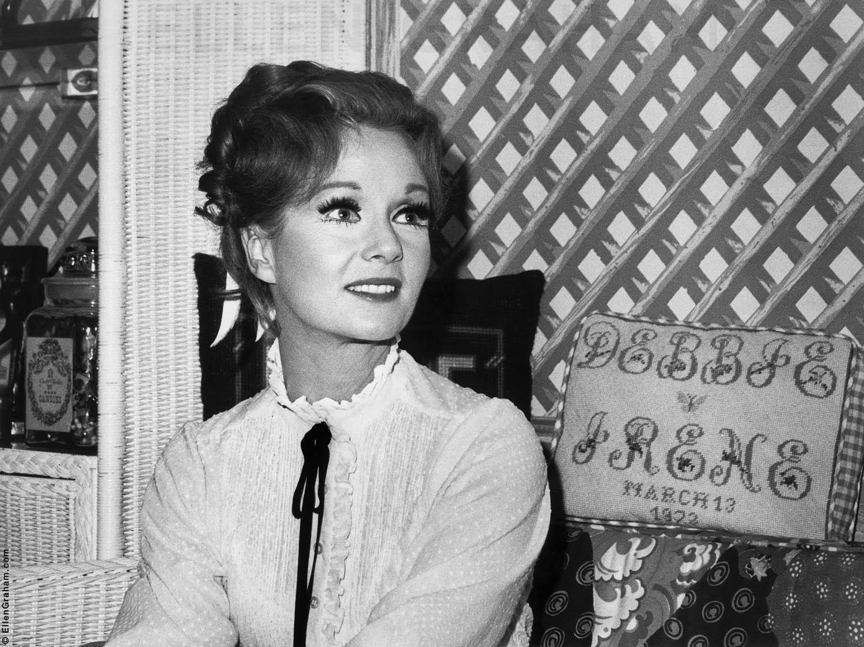 "Debbie Reynolds, ""Irene"" Broadway Musical, New York, NY, 1973"